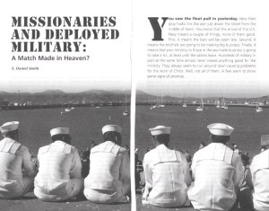 Missionaries and Deployed Military 1